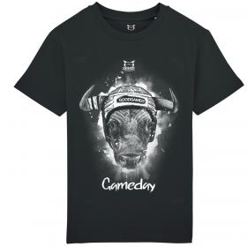 T-shirt rugby Taureau