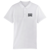 Polo de Rugby strip blanc