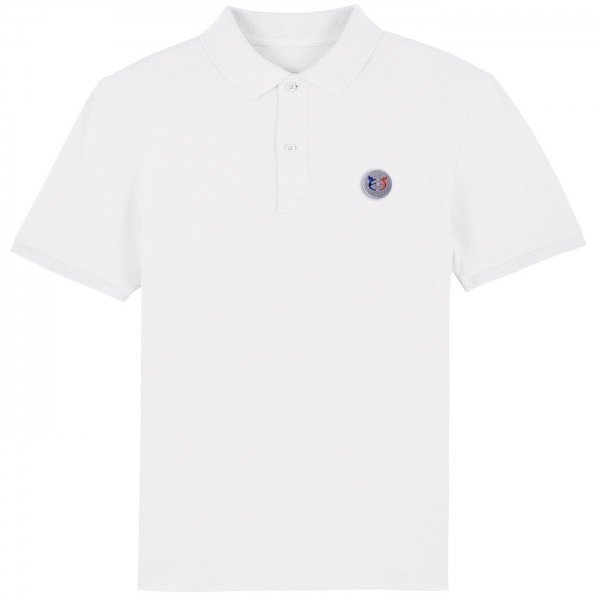 Polo de Rugby Nation blanc