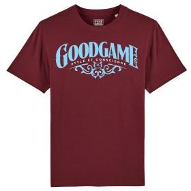 T-shirt sigma Bordeaux