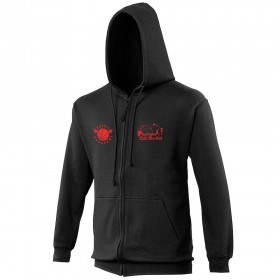 Sweat PLB capuche zip