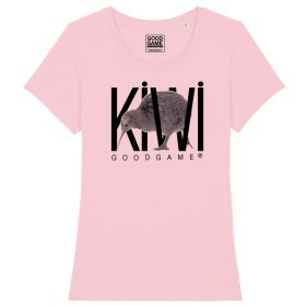 T-shirt Kiwi rose