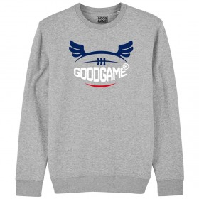 Sweat col rond french