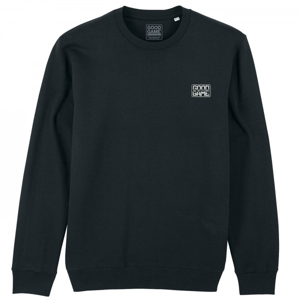 Sweat col rond cube