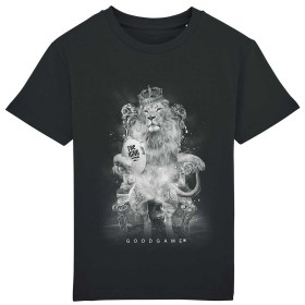 T-shirt the king