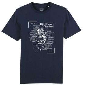 T-shirt unisexe scotland