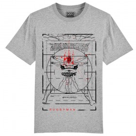 T-shirt unisexe vitruve