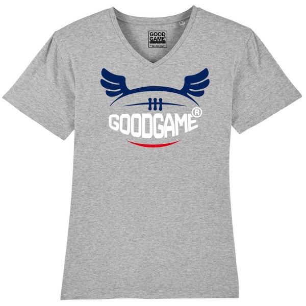 T-shirt  Col V french