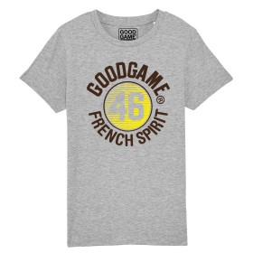 T-shirt unisexe spirit gris