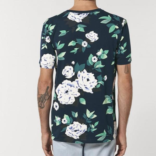 T-shirt unisexe  fleurs