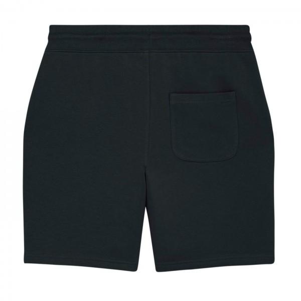 short bermuda badge Black
